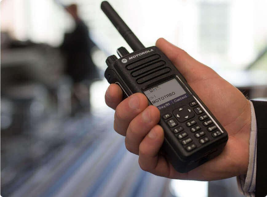 Texas Bigfoot Communications Houston, Texas Motorola Two-Way