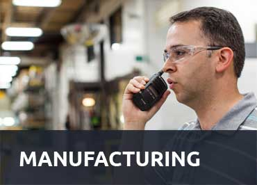 Solutions for Manufacturing